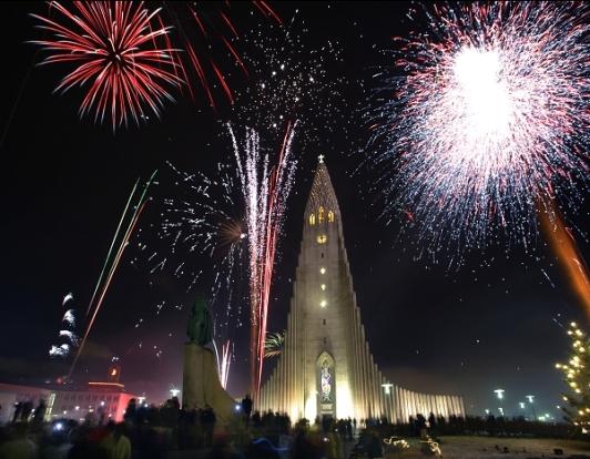 new-year-reykjavik