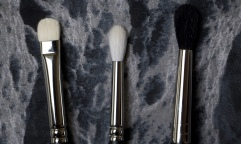 MAC eyeshadow brushes