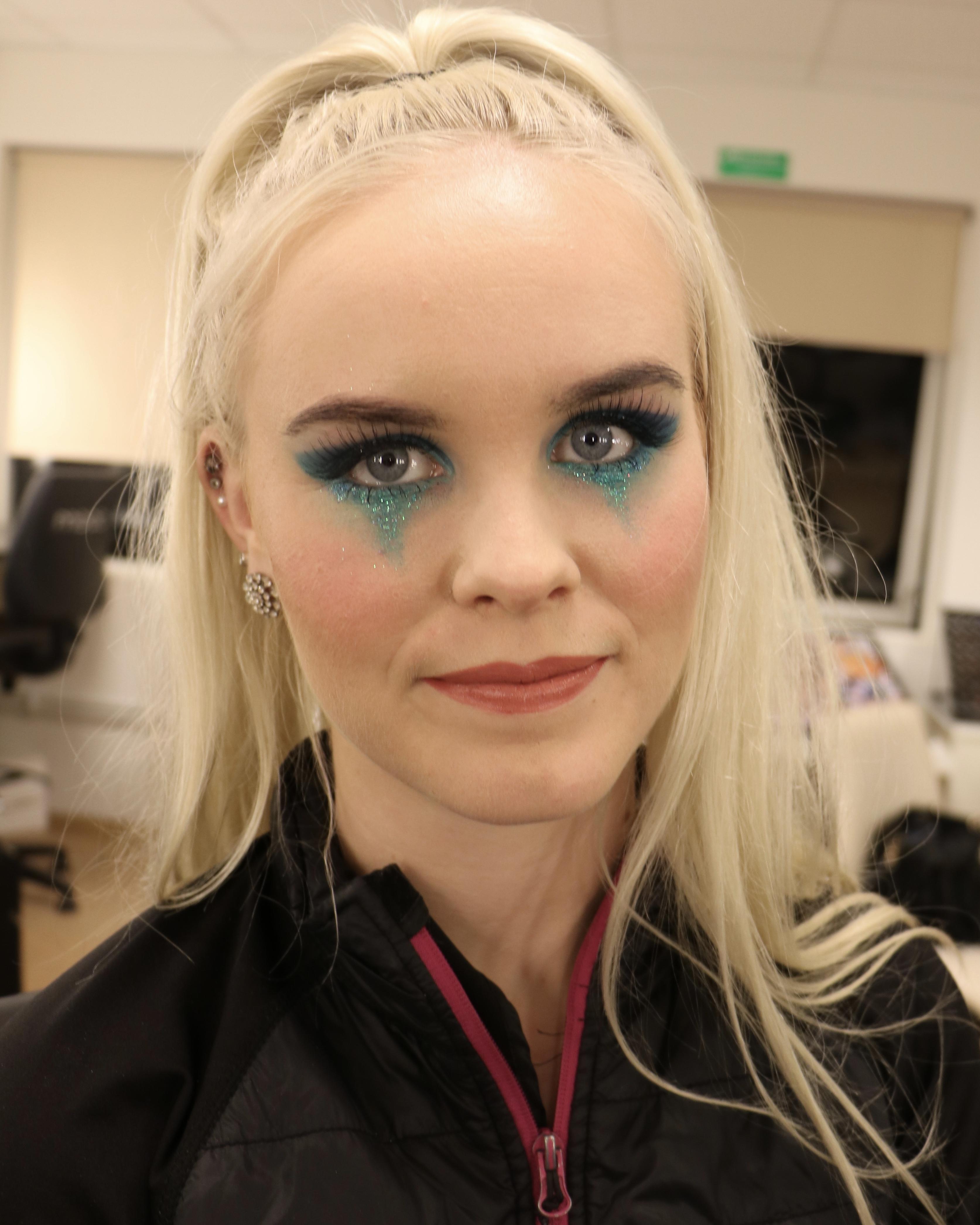 MOOD Makeup School | Week #7 | Ágústa Sif – Makeup Artist