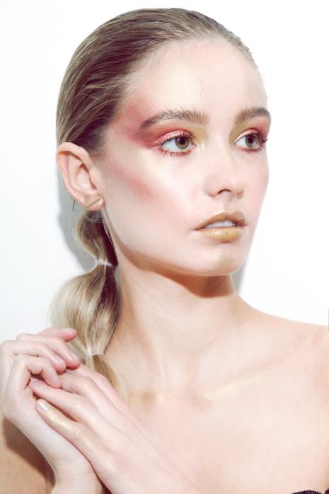 Final Exam in Fashion - Makeup: Ágústa Sif - Photographer: Helgi Ómarsson
